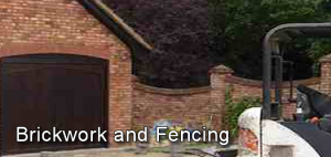 Brickwork and Fencing