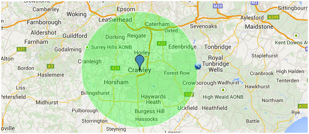CJM Driveways Area including Horley, Crawley Redhill, Smallfield, Reigate, Horsham and surrounding areas