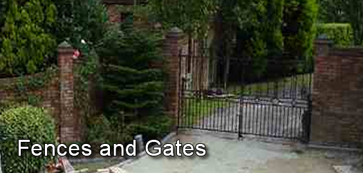 fences and gates installed and maintained